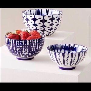 Brand New West Elm Nesting Bowls